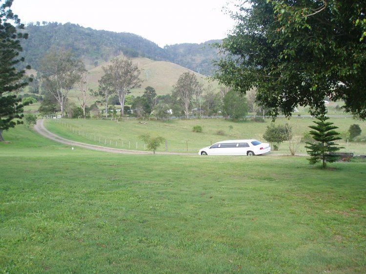 wedding limousine accommodation